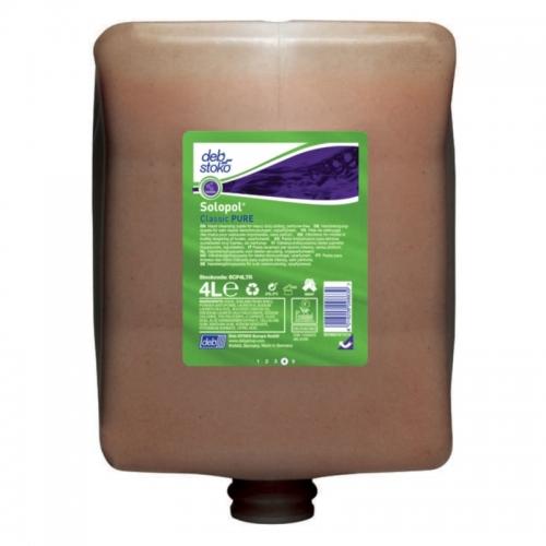 Solopol® Classic PURE - pasta do usuwania silnych zabrudzeń - 4 litry