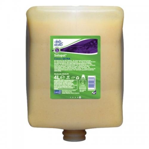 Solopol® Classic EXTRA - pasta do usuwania bardzo silnych zabrudzeń - 4 litry