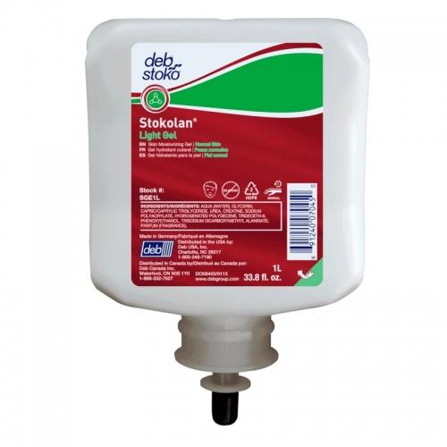 Stokolan® Light Gel - żel nawilżający - 1 litr