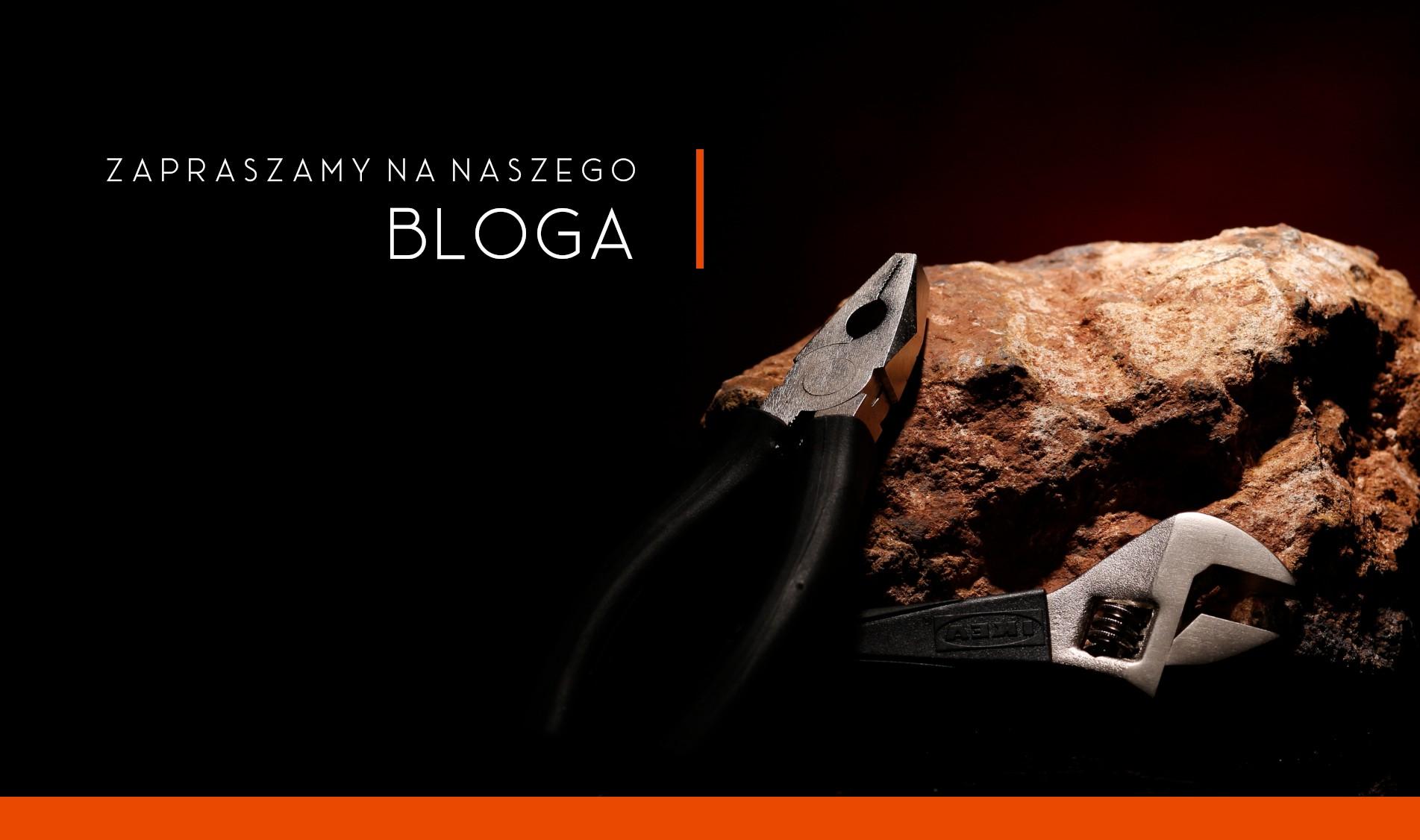 Zapraszamy na naszego bloga!